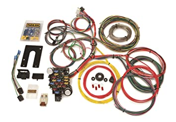 amazon com painless wiring 10203 18 circuit asmbly gm trck Universal Painless Wiring Harness