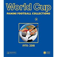 World Cup 1970-2018: Panini Football Collections (Dutch, English, French, German, Italian and Spanish Edition)