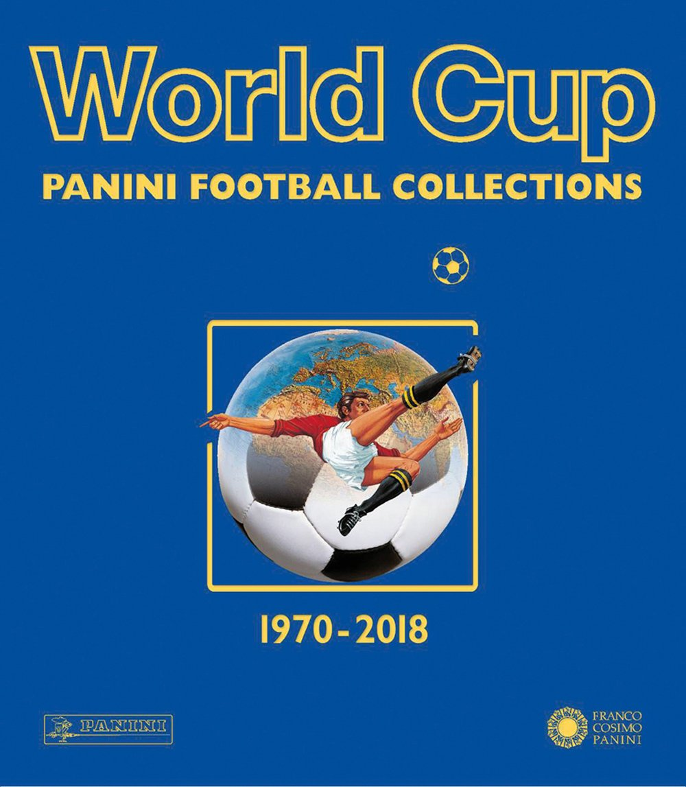 World cup. Panini football collections. 1970-2018 Sport: Amazon.es ...
