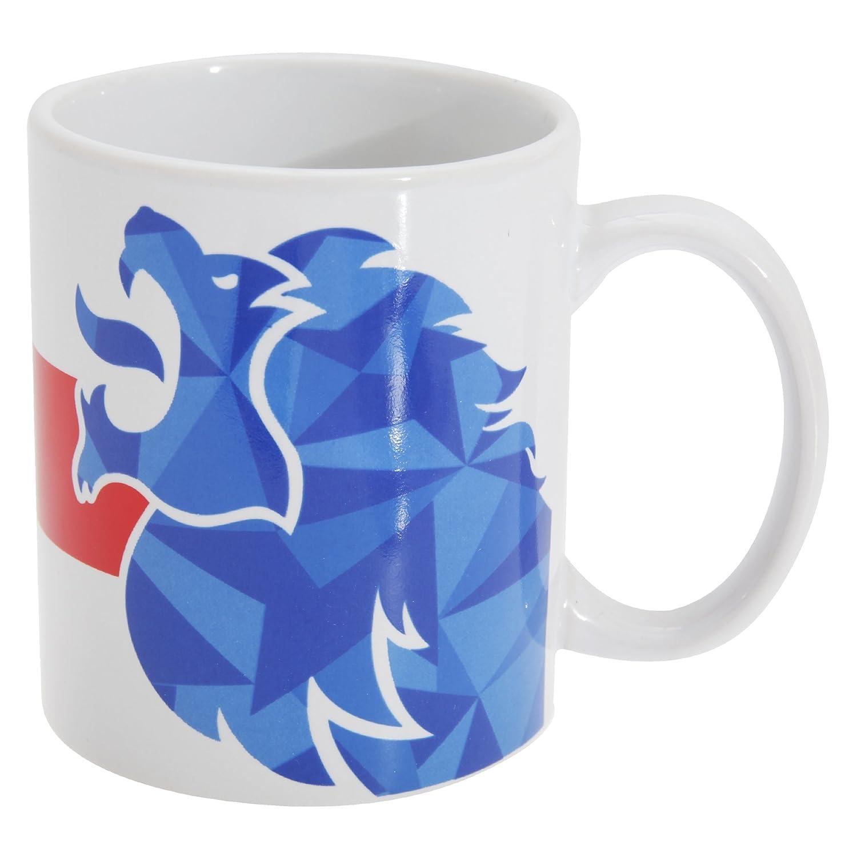 c9d46e28 Amazon.com: England Three Lions Mug - Show your support during the ...