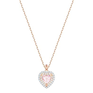 af3eb41e4ed5 Amazon.com: Swarovski Colgante 5439314 ONE Mujer cristales: Jewelry