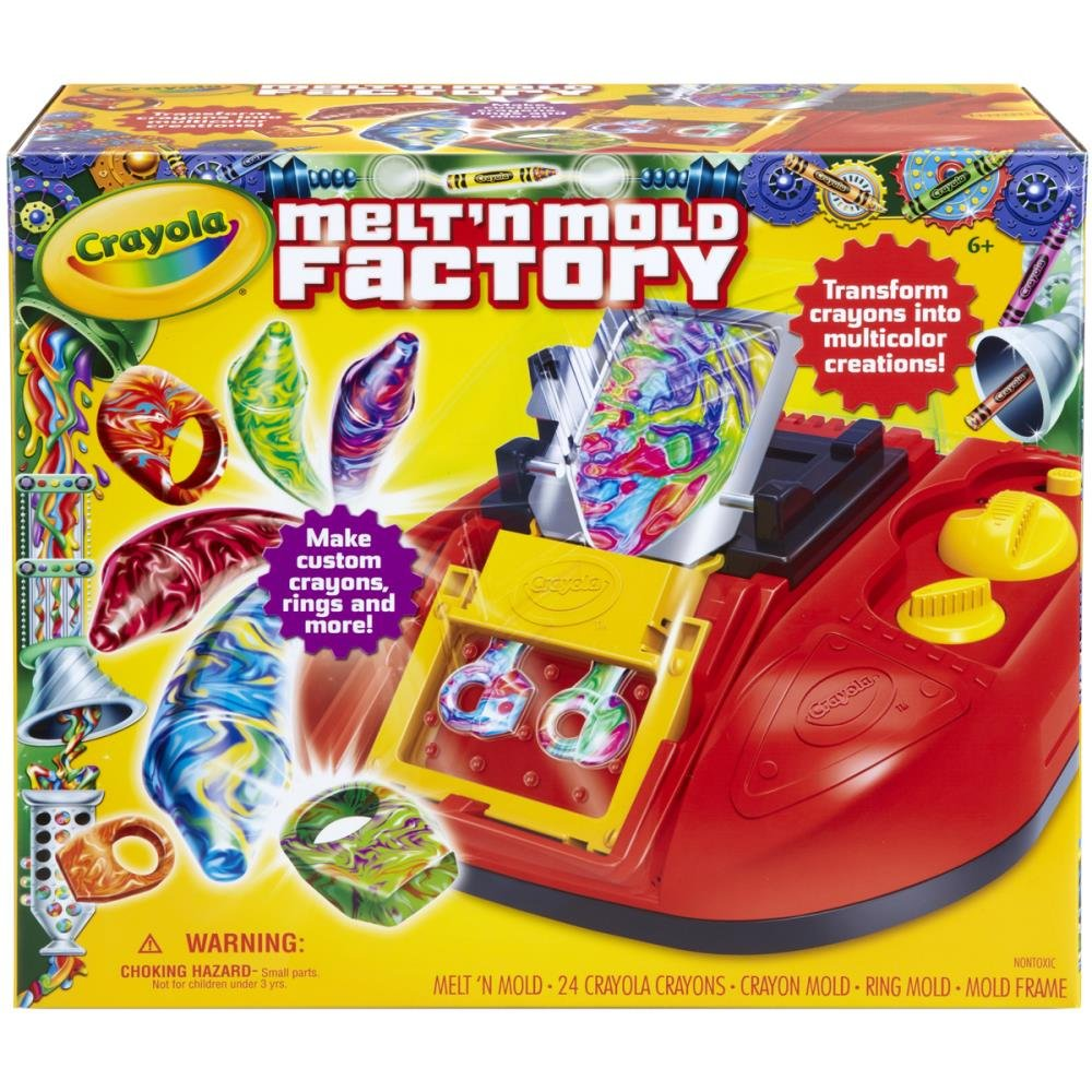 Crayola Melt `N Mold Factory $...