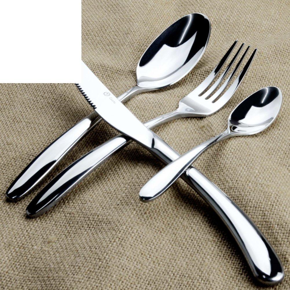 テーブルウェア テーブルウェア カトラリー テーブルアクセサリー カトラリー/カトラリーボックス/ステーキ皿/ポータブル調理器具セット RANGYWR  C B07259C4G1