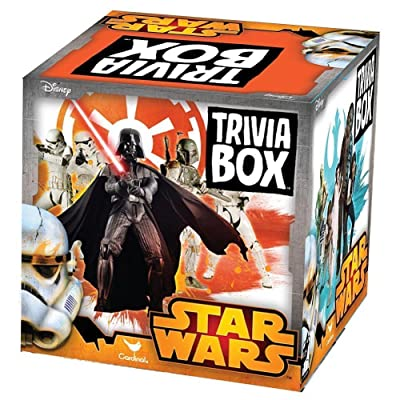 Cardinal Games, Star Wars Classic Trivia Game: Toys & Games
