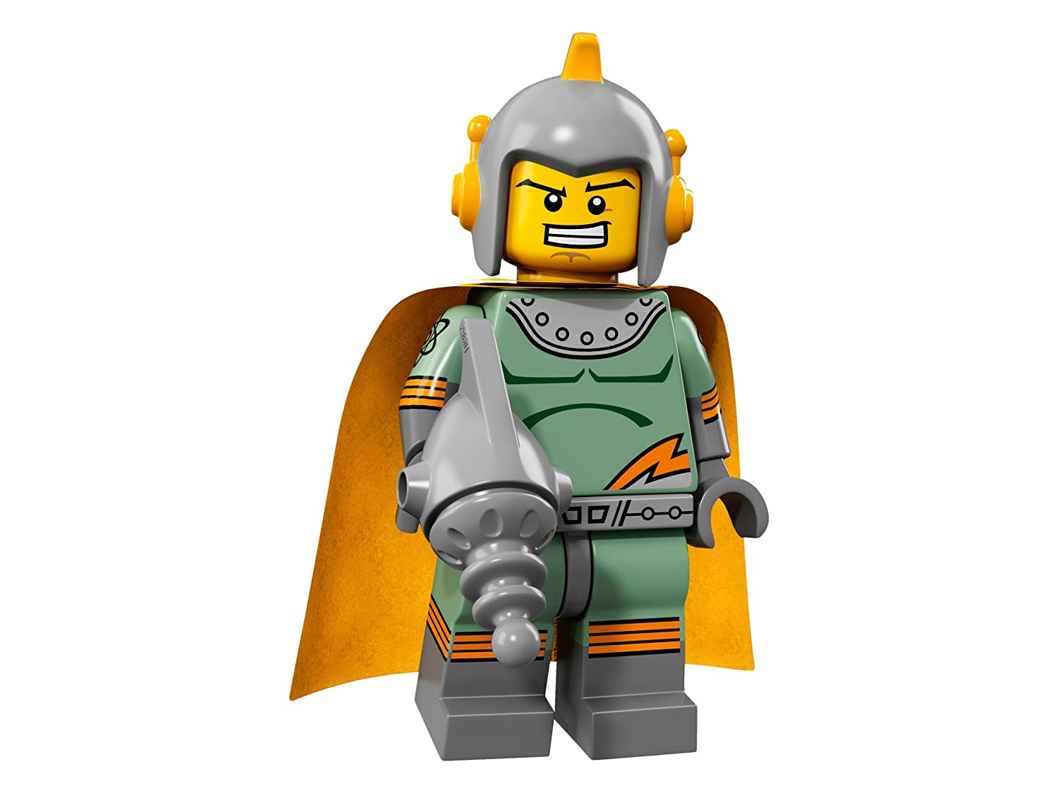 LEGO NEW SERIES 17 STRONG MAN MINIFIG MINIFIGURE 71018