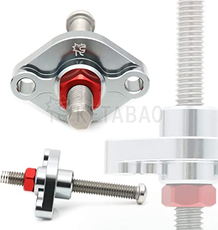 Titanium KETABAO CCT Adjustable Manual Cam Chain Tensioner For DRZ 250 2001-2007 2002 2003 2004 2005 2006
