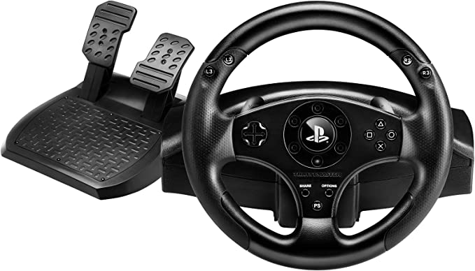 Thrustmaster T80 RW GT Volante PS4/PS3: Thrustmaster: Amazon.es ...
