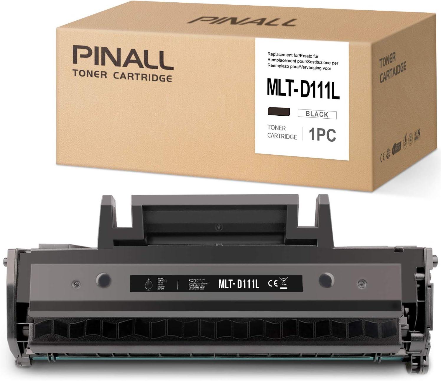 Pinall Kompatibel Samsung Mlt D111l Toner Patronen Für Samsung Xpress M2020 M2020w M2021w M2022 M2022w M2026 M2026w M2070 M2070f M2070fw M2070w M2078w 1 Schwarz Bürobedarf Schreibwaren