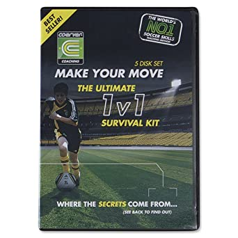 ffa61458d1 Amazon.com  Coerver Coaching Make Your Move  Movies   TV
