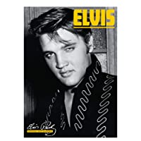 Elvis Official 2019 Calendar - A3 Wall Calendar Format