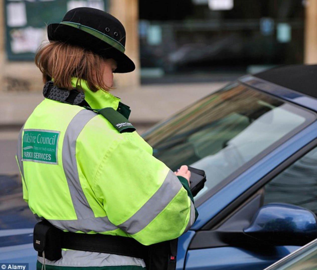 Tikettak 3 unidades Soporte para boleto o billete de aparcamiento para dejar avisos en casa