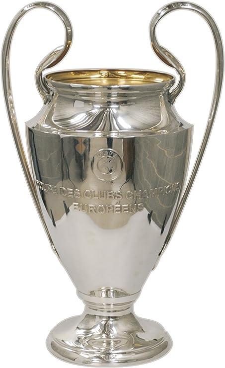 Oferta amazon: Unbekannt Reproducción del Trofeo UEFA Champions League, 45mm, Multicolor, tamaño único