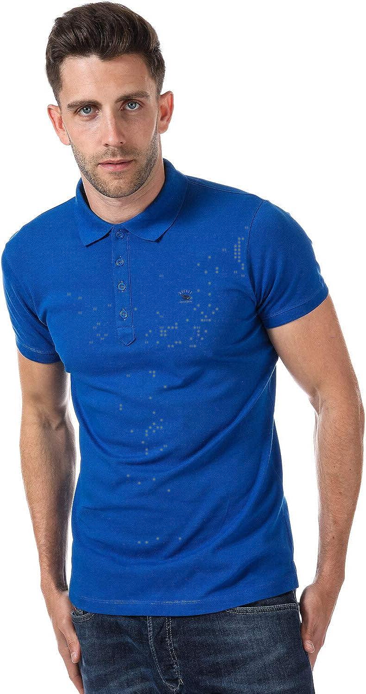 Diesel - Polo - para Hombre Azul Azul Large: Amazon.es: Ropa y ...