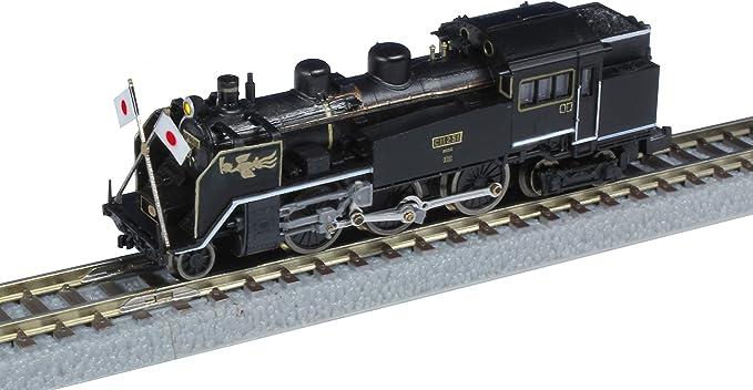Amazon   Zゲージ T019-7 国鉄 C11 251号機 お召し仕様 鉄道模型 蒸気 ...