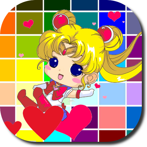 sailor moon games - 1