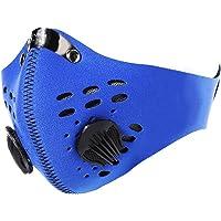Senston nuevo estilo neopreno anti polvo motocicleta bicicleta ciclismo esquí Half Face Mask Filter