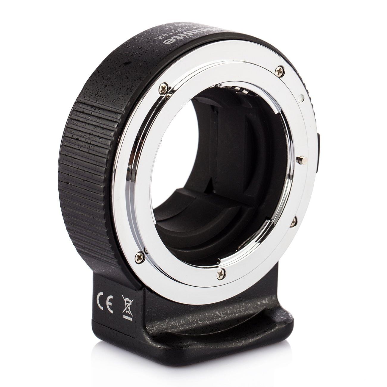TARION Commlite Objektiv-Adapter Nikon F-Objektive auf: Amazon.de ...