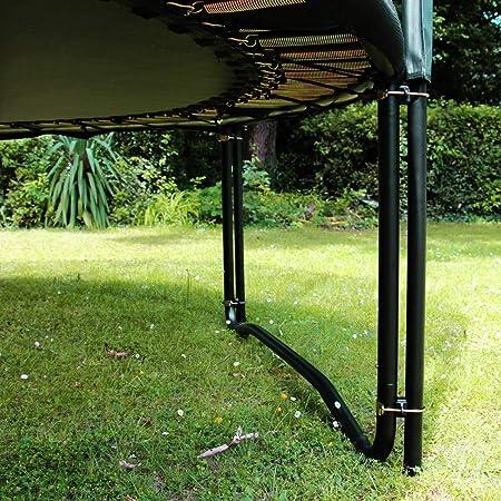Cama elástica Redonda – Gama Booster – 360 cm – Francia Cama ...