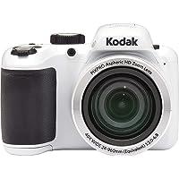 "Kodak AZ401-WH PIXPRO 16MP Digital Camera, 3"", White"