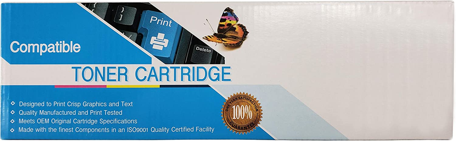 Bulk: CSCLTK505-6 Replacement for Samsung CLT-K505L; Models: ProXpress C2620DW Myriad Compatible Toner Cartridges 6 Toner Cartridges C2670FW; Black Ink
