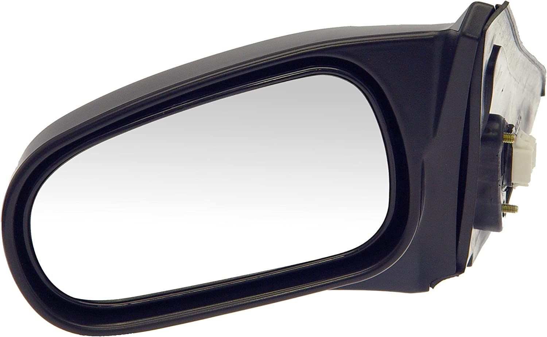 Dorman 955-420 Driver Side Power Door Mirror Folding for Select Honda Models Black