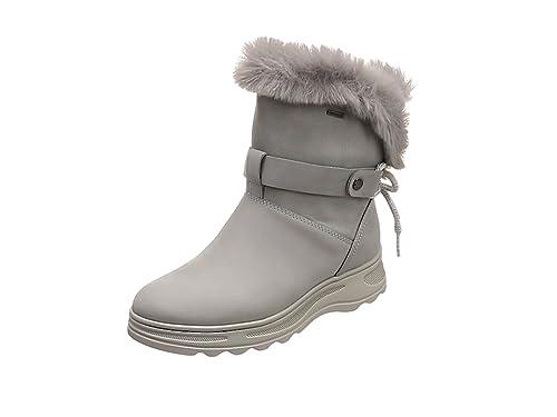 Multitud Lograr Teleférico  Geox D HOSMOS B ABX C, Botas de Nieve para Mujer: Amazon.es: Zapatos y  complementos