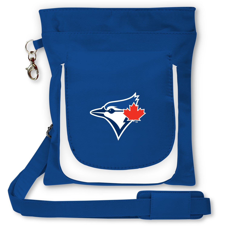 charm14 MLB Womens Crossbody purse-handbag-travel 6.5\ ブルー B003BRLQCA
