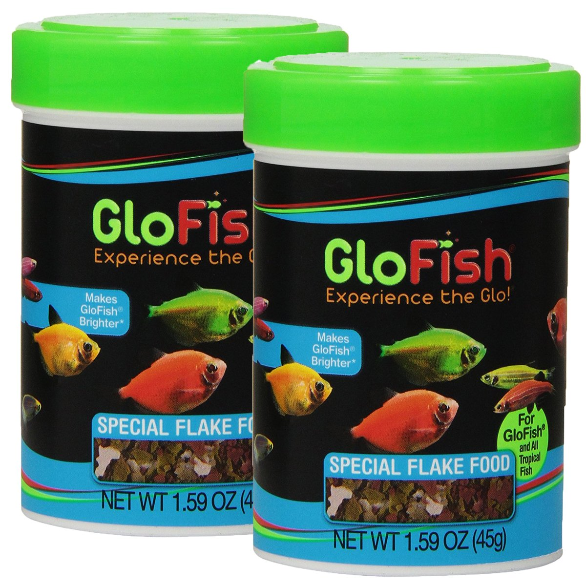 GloFish 77003 Special Flake Food for Fishes by GloFish (Image #1)