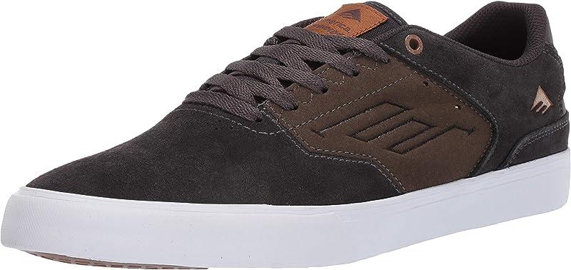 Emerica Reynolds Low Vulc Sneakers Damen Herren Unisex Grau/Grün