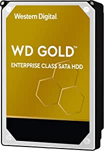 WD Gold 2TB Enterprise Class Hard Disk Drive - 7200 RPM Class SATA 6 Gb/s 128MB Cache 3.5 Inch - WD2005FBYZ