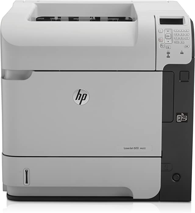 The Best Hp Laserjet M603