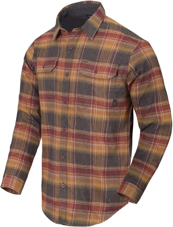 Helikon-Tex Hombre GreyMan Camisa Amber Plaid: Amazon.es: Ropa