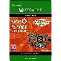 Fallout 76: 4000 (+1000 Bonus) Atoms  | Xbox One - Code jeu à télécharger