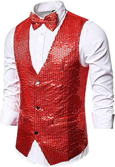 ACEBABY Blazer Hombre Chaqueta Hombre Moda Clasico Corbata de ...