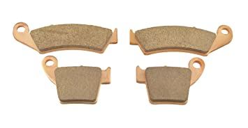 Brake Pads Fits Honda CR125R CR125 2002-2007 Front and Rear MX by Race-Driven