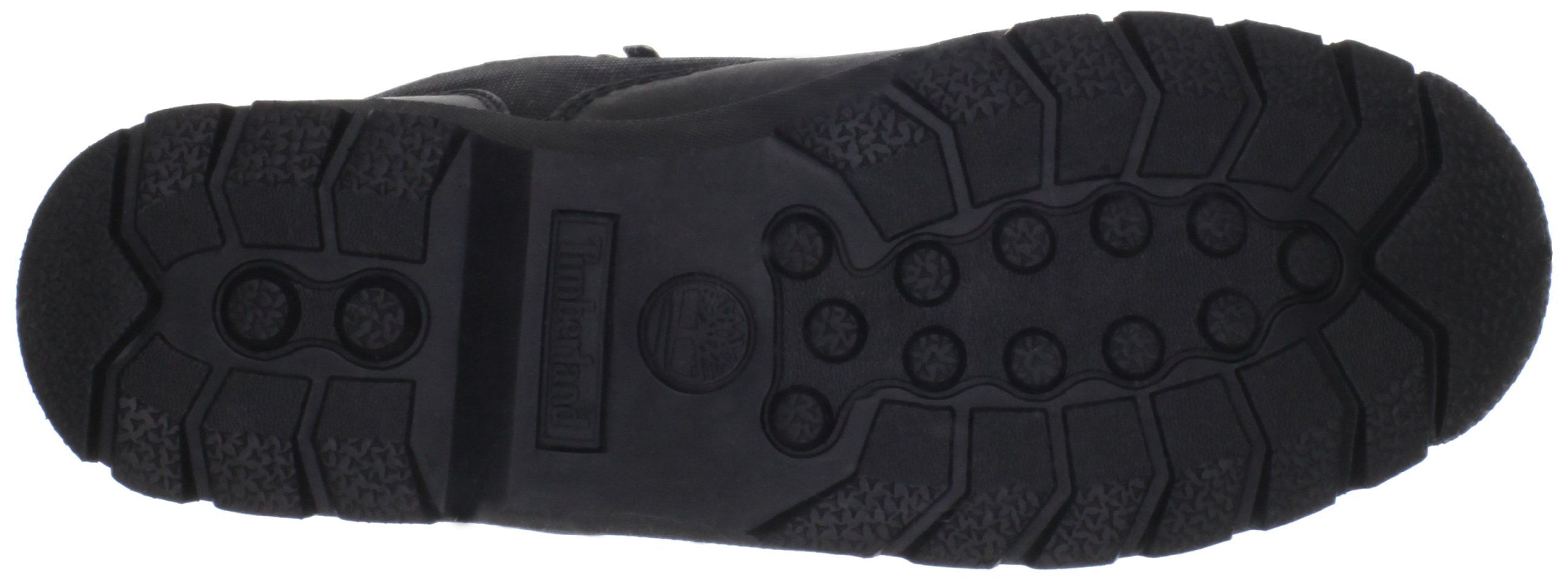 Timberland Men's Euro Boot,Black Smooth,10.5 M US by Timberland (Image #3)