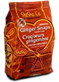 ShaSha Original Ginger Snap Cookies, 10.5oz (300g)