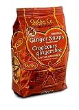 ShaSha Original Ginger Snap Cookies, 10.5oz (300g)
