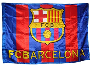 Bandera F.C. Barcelona (150 x 100 cm.)  Amazon.es  Deportes y aire libre b0e94f526e3