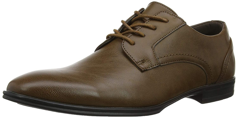 TALLA 41 EU. New Look Stevie, Zapatos de Cordones Brogue para Hombre