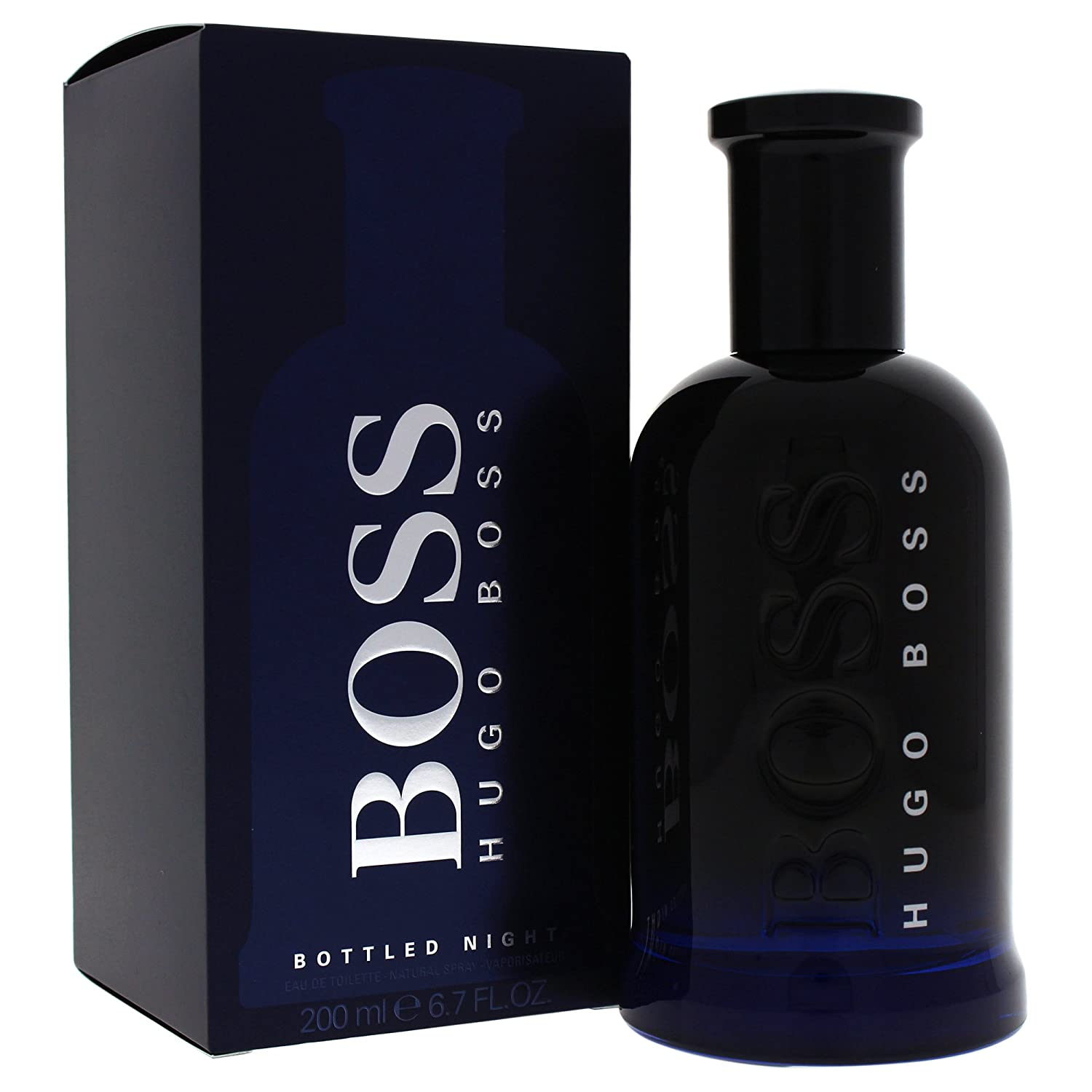 Boss - Bottled Night - Eau de Toilette para hombres - 30 ml: Amazon.es: Belleza