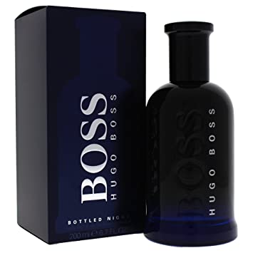 6a368eef0b57ee Image Unavailable. Image not available for. Color  Hugo Boss BOTTLED NIGHT  ...
