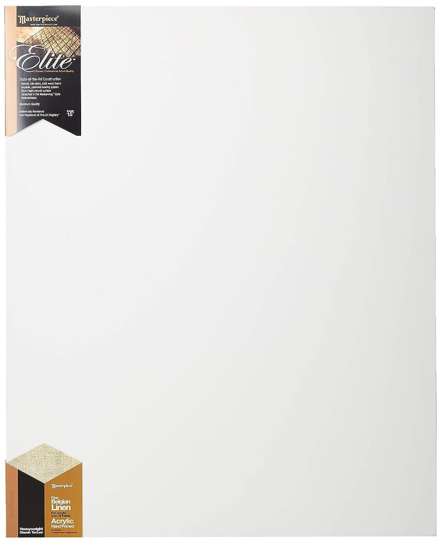 18 x 36 Masterpiece Artist Canvas 35420 Elite 1-1//2 Deep Portrait Smooth Oil Primed Belgian Linen