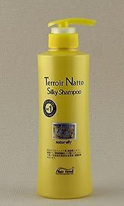 Terroir Natto Silky Shampoo naturally (500g) by Hair Food