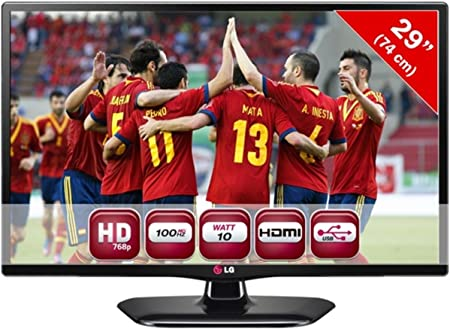 LG 29MT40D-PZ - Televisor LED de 29