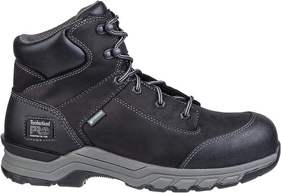 Safety Boot Black Size UK 6.5 EU 40