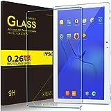 IVSO CHUWI Hi9 Templado Protector, Premium Cristal Protector de Pantalla de Vidrio Templado para CHUWI Hi 9 8.4 Pulgadas Tableta (1 Pack)