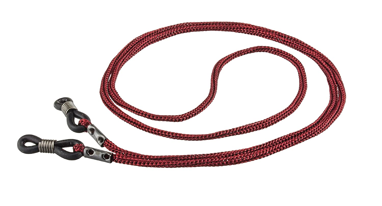 70cm 3er Brillenband mit und ohne Stopper Edison /& King Brillenkordel oder 6er-Pack