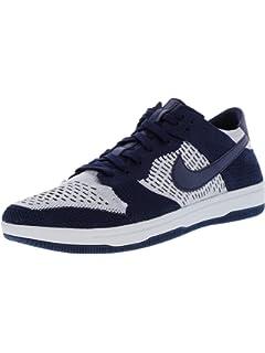9014e03116d6d Nike Men s Dunk Flyknit Ankle-High Basketball Shoe