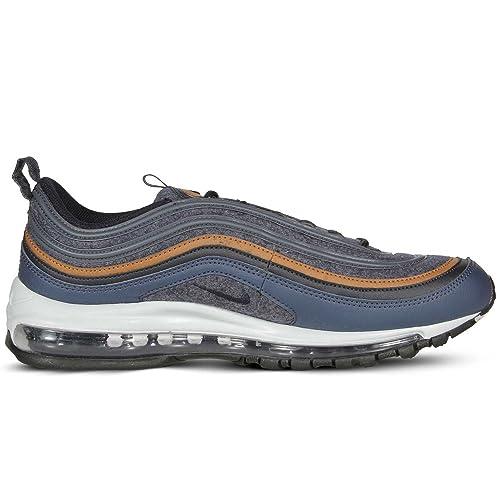 9ce365ee45 Nike Men's Air Max 97 Premium Obsidian Blue 312834-400